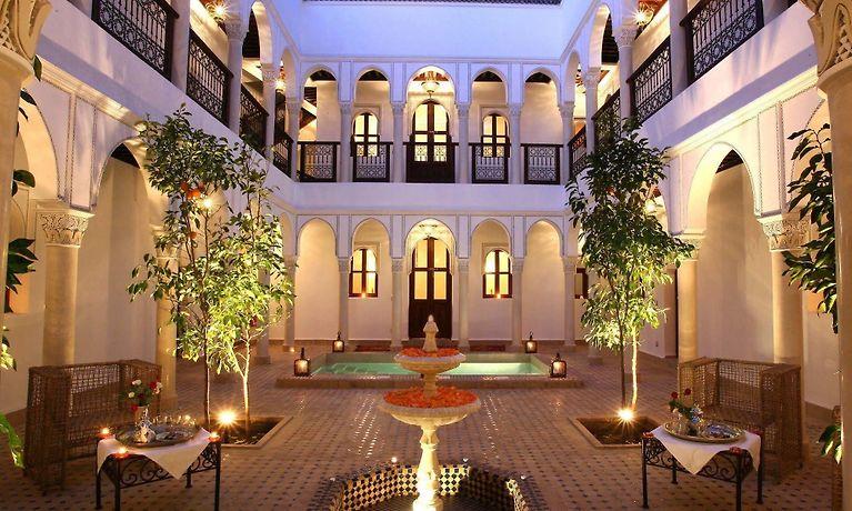 HOTEL RIAD LE JARDIN D\'ABDOU, MARRAKESH *****
